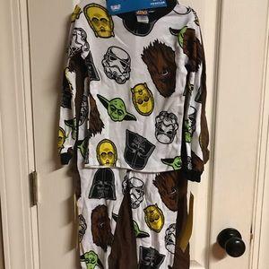 Disney Star Wars Chewbacca hoodie 4 pc set